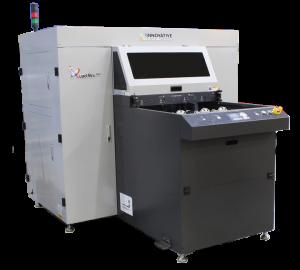 QuadRev Rotary Printer for Bottle Printing