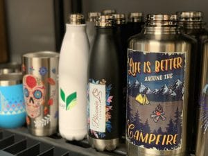 UV Printer for Water Bottle and Tumbler Printing