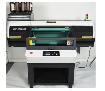 Mimaki UJF-6042 UV flatbed printer