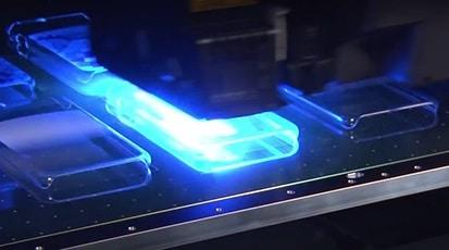 Mimaki Cell Phone Case Printing on UV flatbed printer