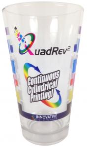 UV Printer for Pint Glass printing and Barware