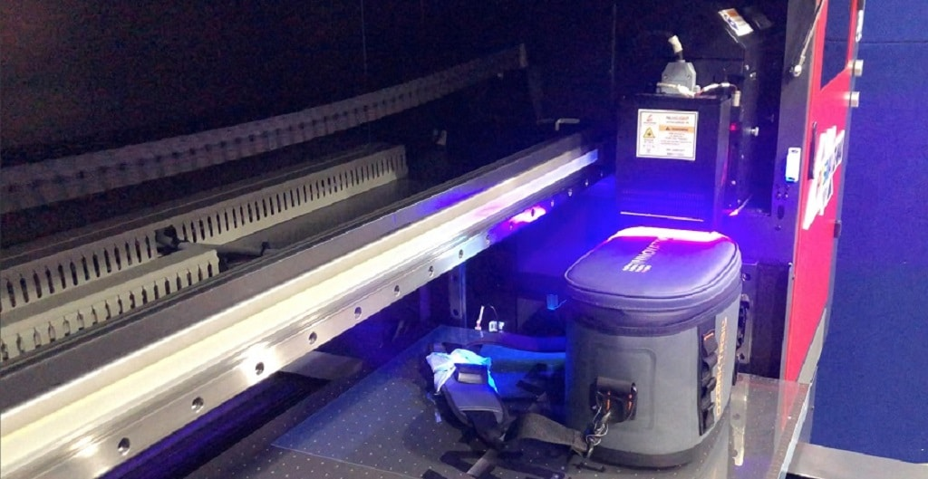 UV Printer for Printing Photos and Graphics on Coolers