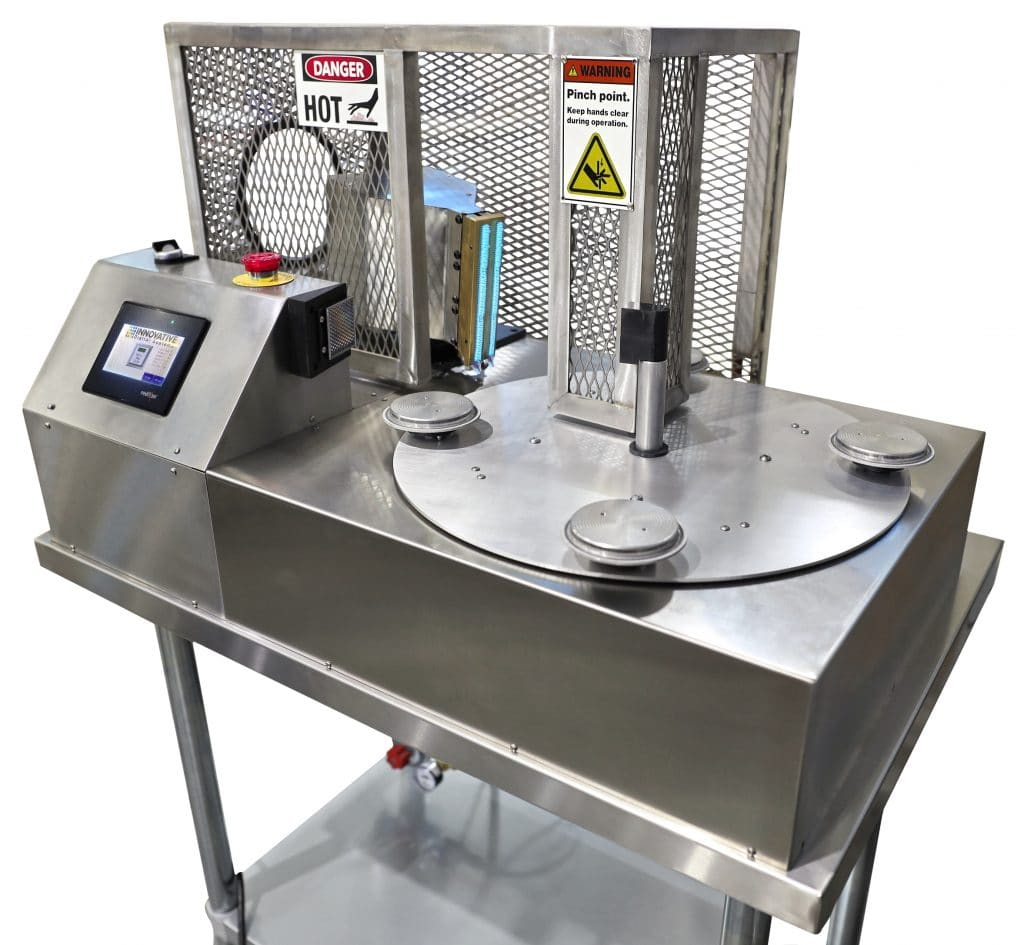 Pyrobond Pyrosil Flame Treatment System Glass