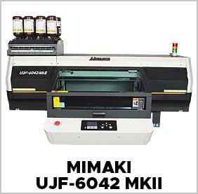 Mimaki UJF-6042 MKII UV printer